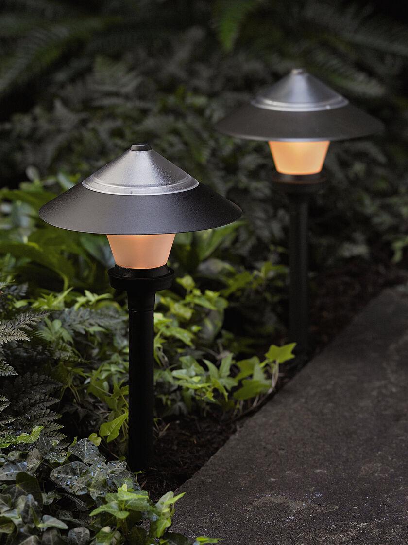 Solar Path Light Path Lighting Gardener S Supply