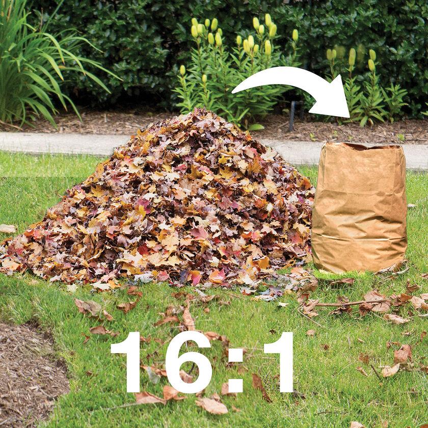 Leaf Shredder 13 Amp By Sun Joe Electric Leaf Shredder