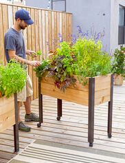 Herb Planters and Pots for the Indoor and Outdoor Herb Garden