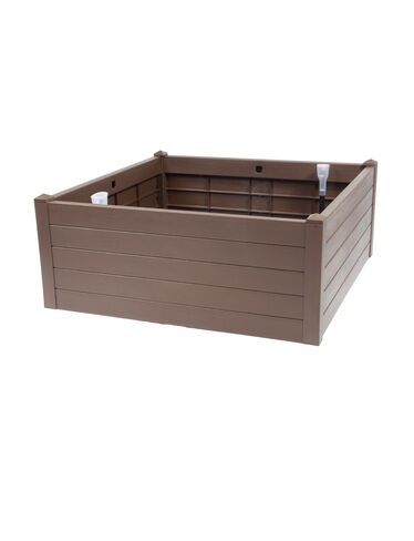 Self-Watering Raised Bed, Bronze