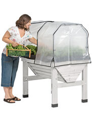 *VegTrug Patio Garden with Insect Cover and Frame