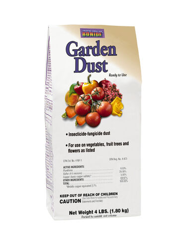 Garden Dust, 4 Lbs.