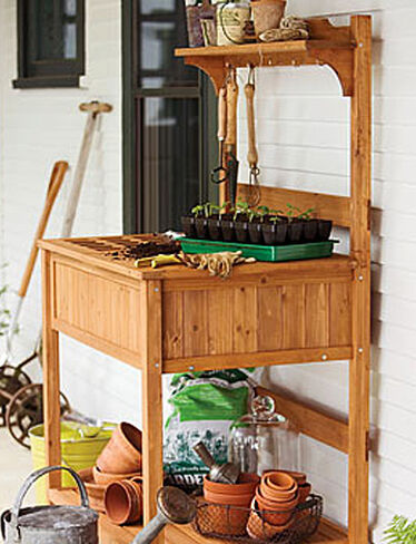 Classic Potting Bench
