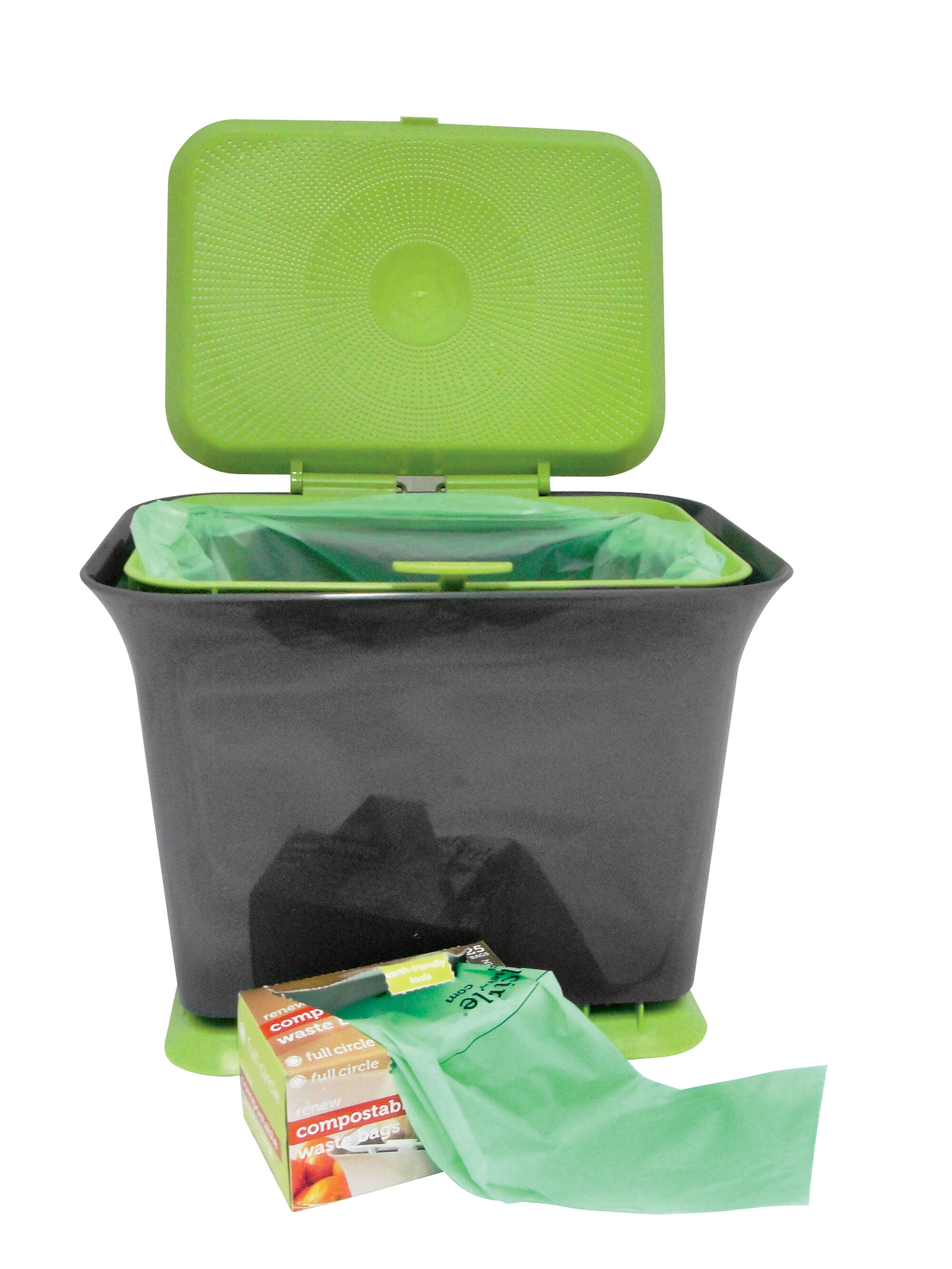 8591629 005vz kitchen compost bin odor