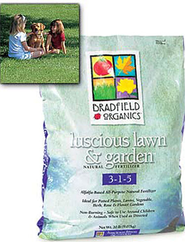 Growing Season Luscious Lawn&#153 Fertilizer, 20 Lbs.