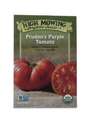 Pruden's Purple Tomato Organic Seeds