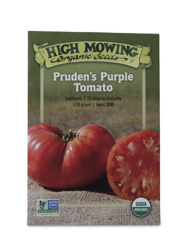 Pruden's Purple Tomato Organic Seeds