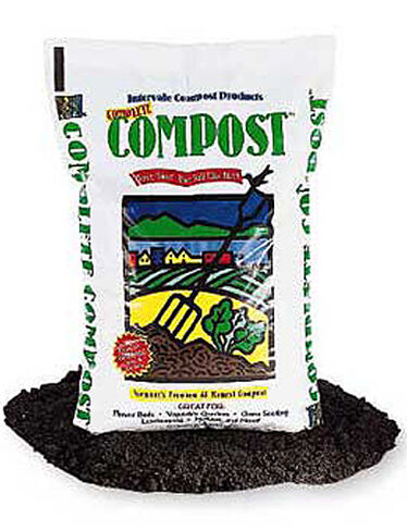 Intervale Organic Compost, 20 Qts.