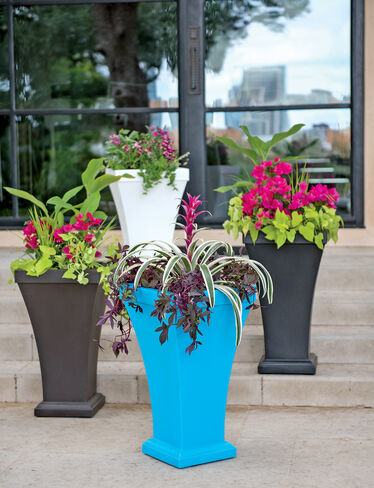 Bordeaux Patio Planter, Tall