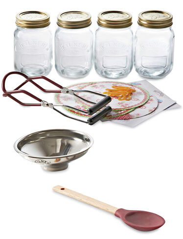 Kilner 10-Piece Canning Set