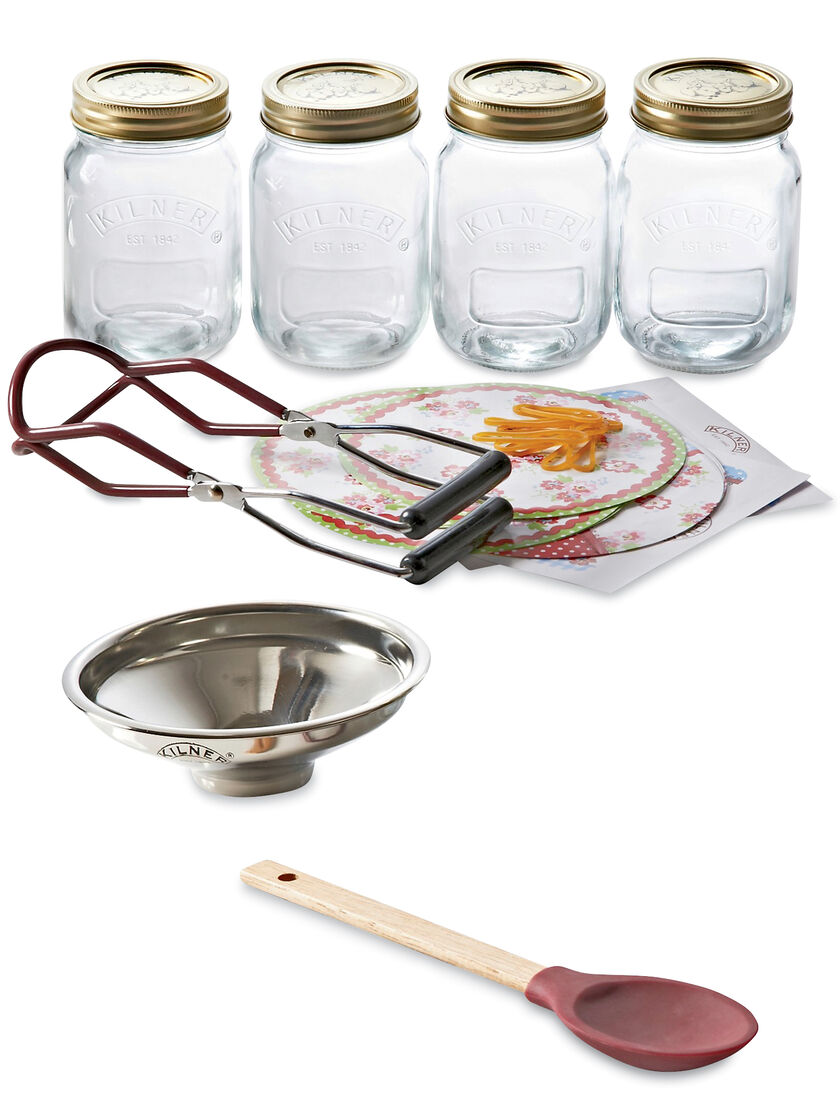 Kilner 10 Piece Canning Set
