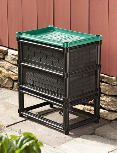 Compact Compost System