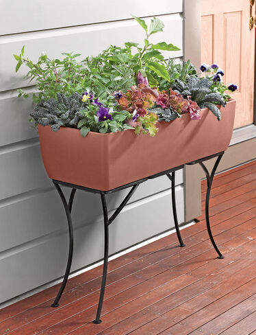 Urban Planter with Stand