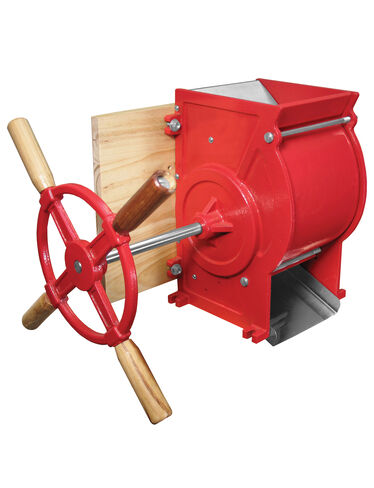 *Apple and Fruit Crusher