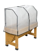 "18"" x 40"" Trough VegTrug™ with Covers"