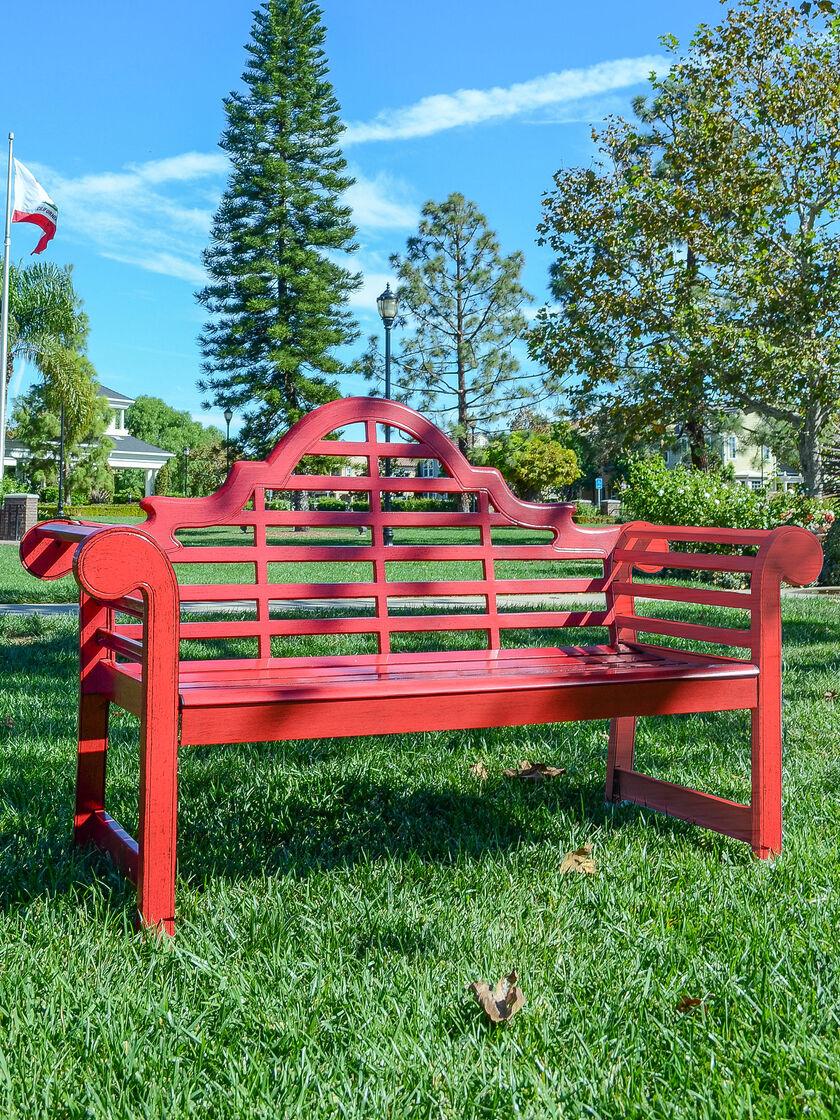 Aluminum Bench Lutyens Aluminum Bench 5 White Garden Bench