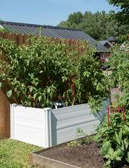 Classic Keyhole Garden, 3' x 5'
