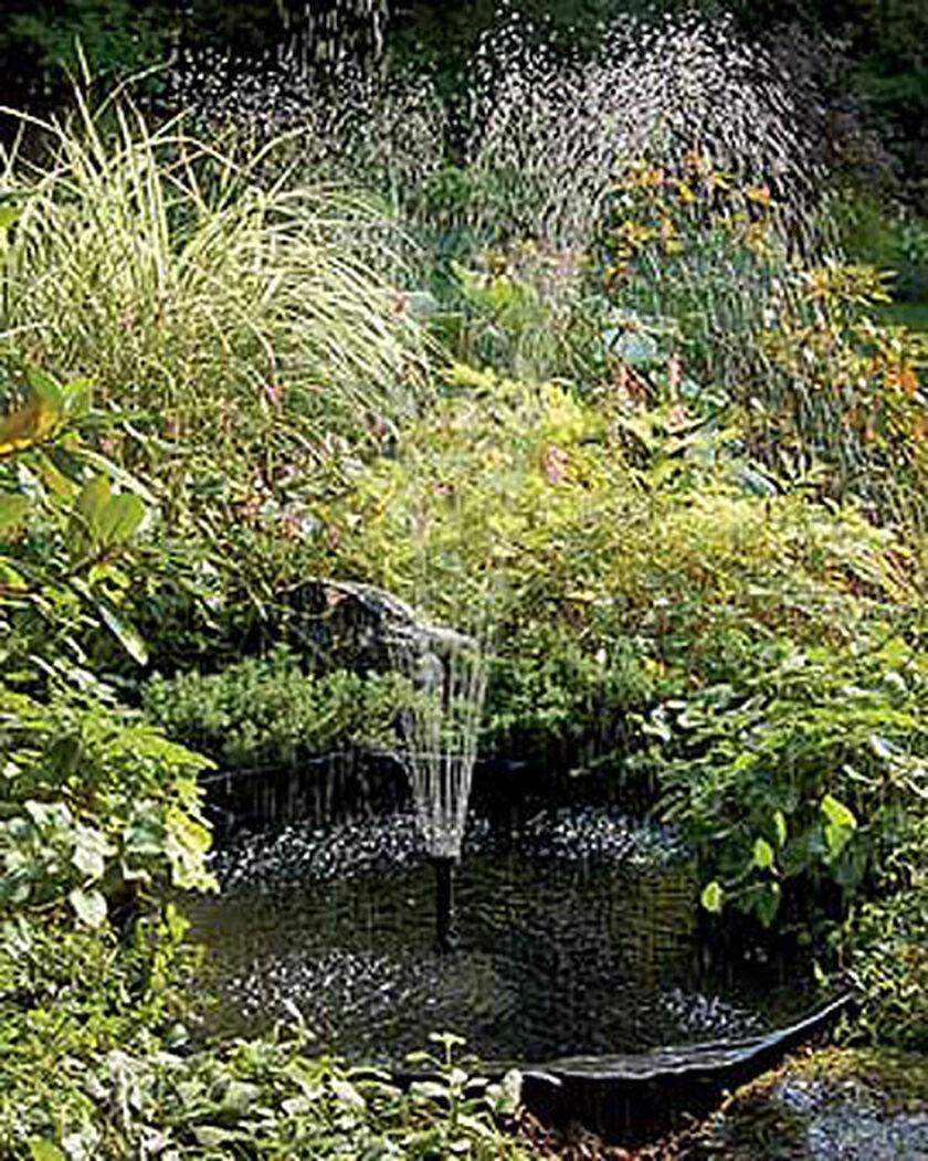 Flexible pond kit buy from gardener 39 s supply for Pond kits supplies
