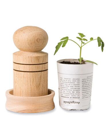 Paper Pot Maker Seed Starting, Seedling, Seedstarting Supplies, Gardening, Seed-Starting, Garden
