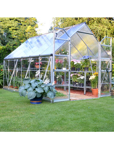 Hobby Grower™ 8' x 12' Greenhouse