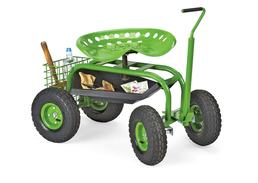 Garden Tractor Scoot Buy from Gardeners Supply