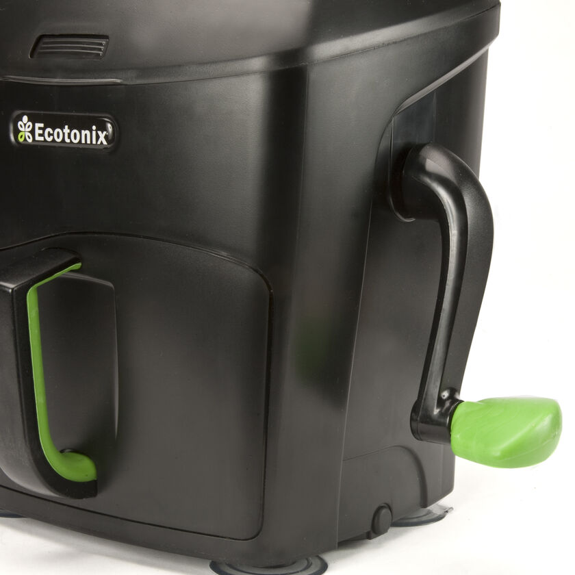 Green Cycler Food Scrap Shredder Pre Composter Gardener