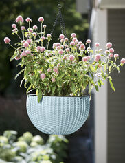 Weave Self-Watering Hanging Basket