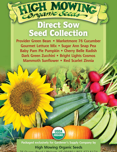 Direct Sow Seed Collection