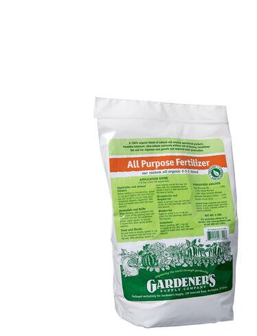 All-Purpose Fertilizer, 5 Lbs.