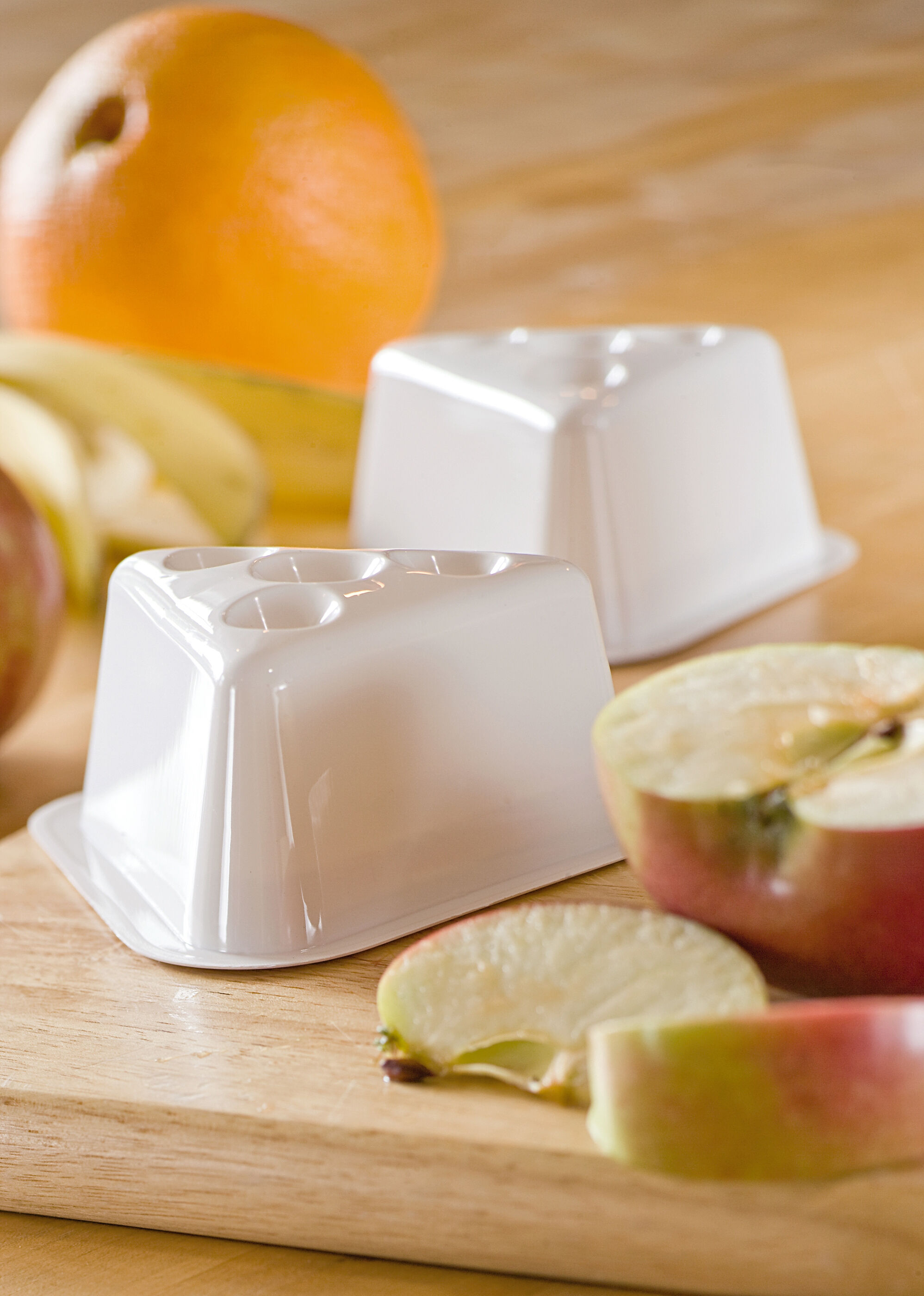fruit fly trap bracket for our glass traps. Black Bedroom Furniture Sets. Home Design Ideas