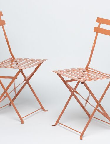 Bistro Chairs, Set of 2