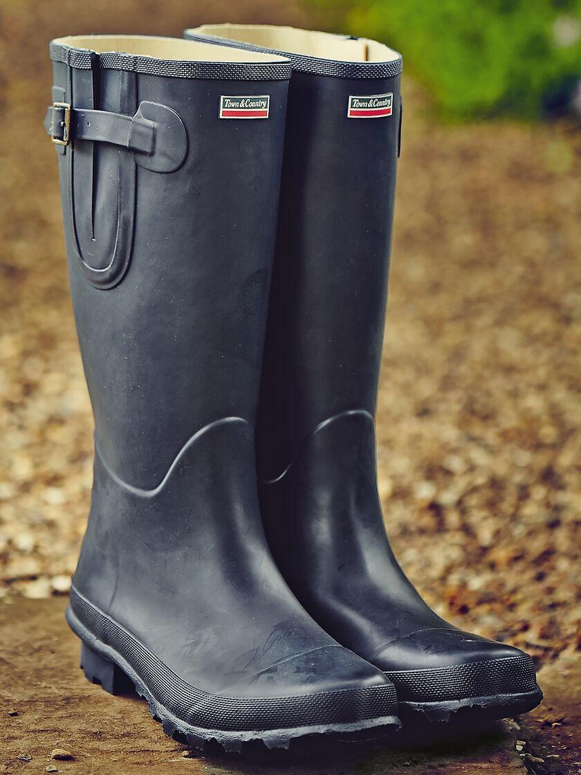 Unisex Rubber Garden Boots Gardening Boots for Men and Women