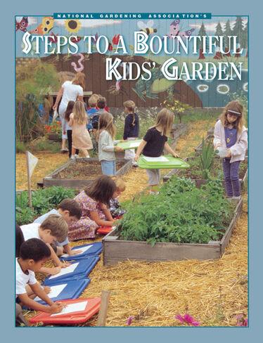 Steps to a Bountiful Kids' Garden