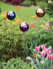 Gazing Ball Single Stake