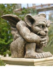 Emmett Gargoyle Statue
