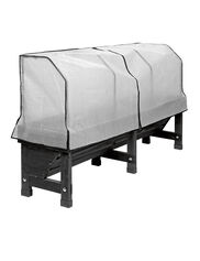 "18"" x 72"" Trough VegTrug™ with Covers"