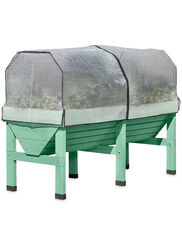 VegTrug™ Patio Garden with Covers, Robin Egg Blue