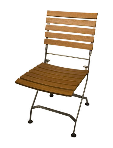 Galleria Folding Chairs, Set of 2