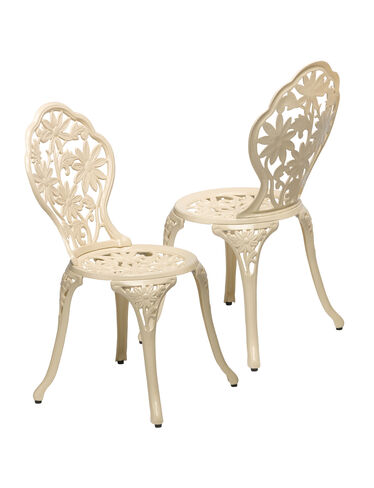 Daisy Chain Chairs, Set of 2