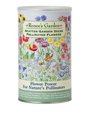 Scatter Flower Gardens