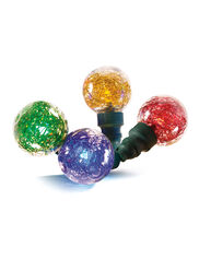Tinsel LED String Lights