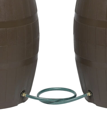 4-Port Rain Barrel Linking Kit