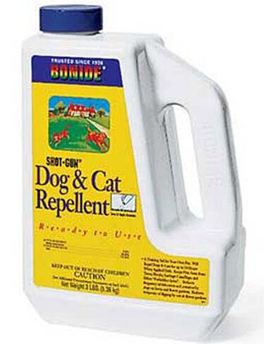 Dog and Cat Repellent