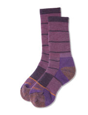 Summit Stripe Boot Socks