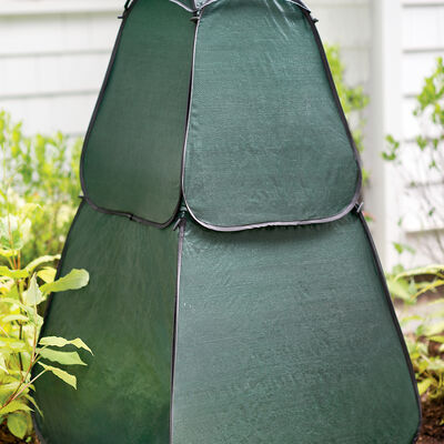 Plant Protection For The Winter Pop Up Plant Protector