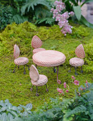 Fairy Garden Dining Set