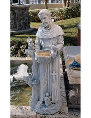 St. Francis Statue, Large