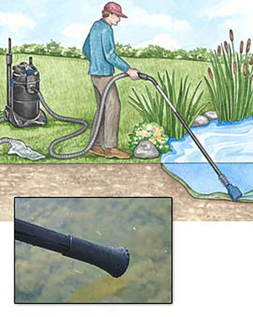 Pond Vacuum Buy From Gardener 39 S Supply
