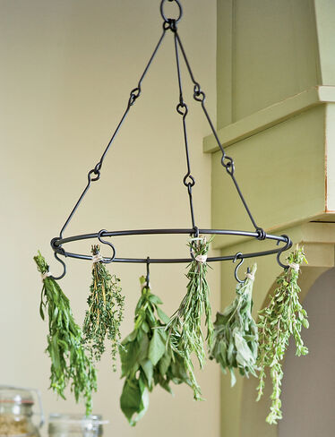 Herb Drying Rack