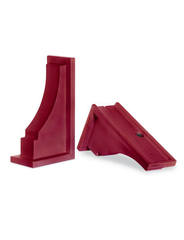 Fairfield Window Box Brackets, Set of 2